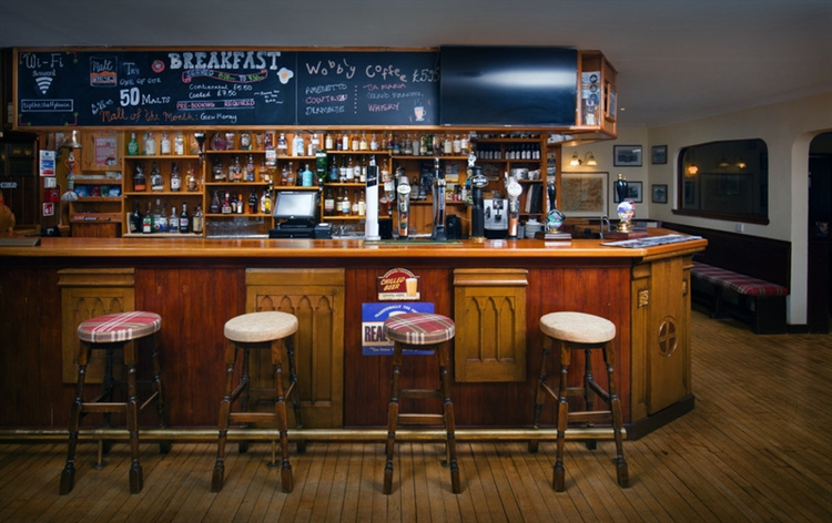 holiday lodge business pub - 12