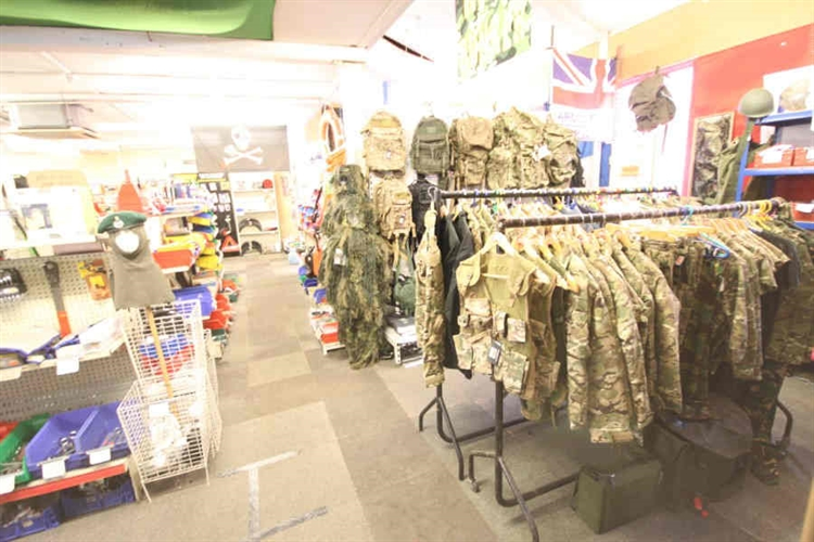 army surplus stores exeter - 6