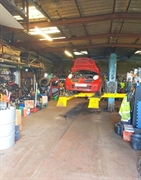 unique petrol station garage - 3
