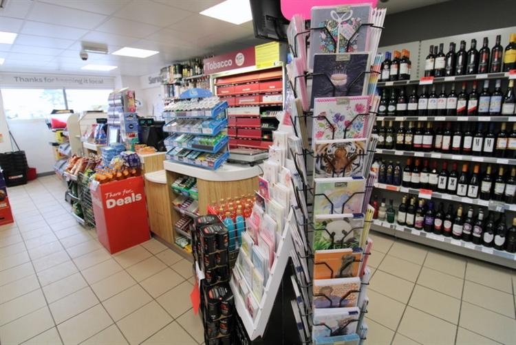 popular licensed convenience store - 7
