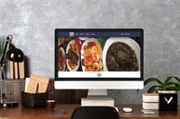 well established online food - 1