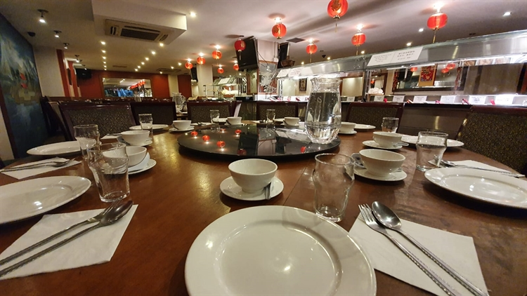 well established chinese restaurant - 5