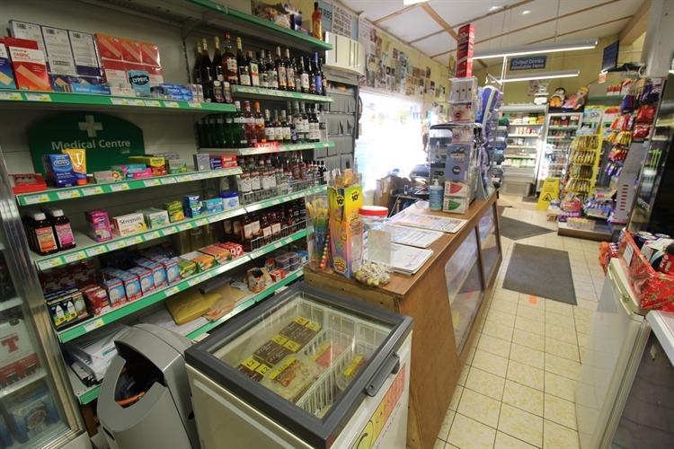 licensed convenience store set - 4