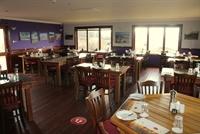 modern restaurant cafe set - 3