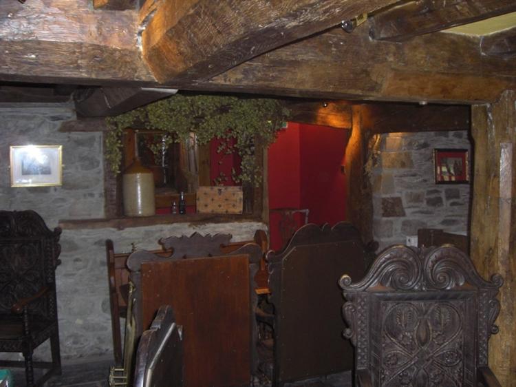 wales' finest medieval inn - 7