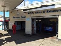 established petrol mot station - 2