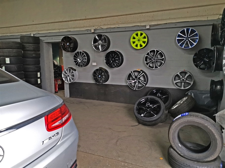 equipped cars alloy wheels - 4