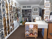 bespoke picture framing business - 2