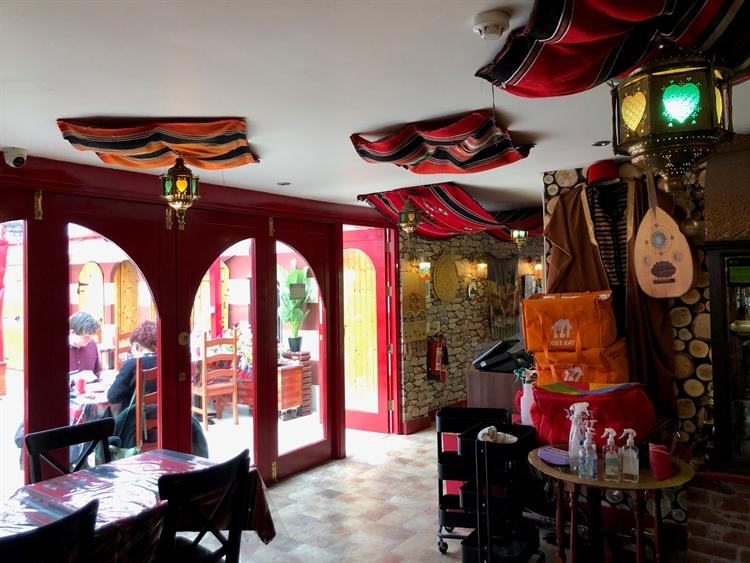 restaurant shisha new takeaway - 4