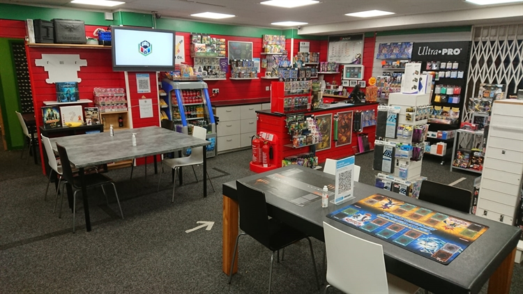 renowned popular games shop - 5