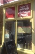 small takeaway café islington - 1