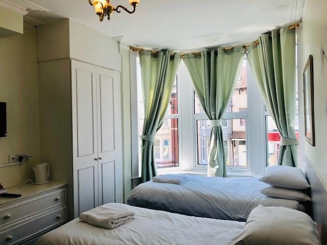 eighteen bed hotel blackpool - 8