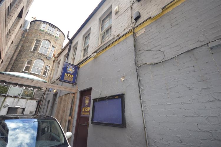 unique unlicensed restaurant edinburgh - 5
