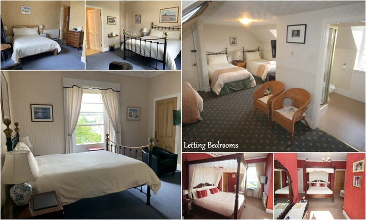 beautiful 6-bedroom guest house - 8