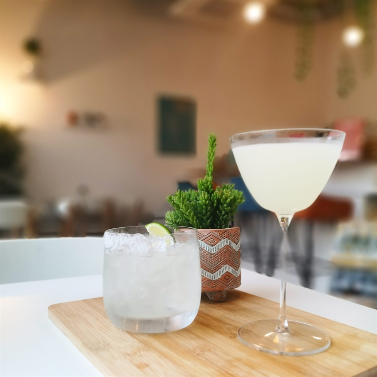 taco bar coffee shop - 4