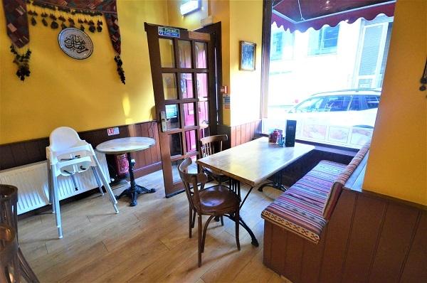 large edinburgh café restaurant - 5