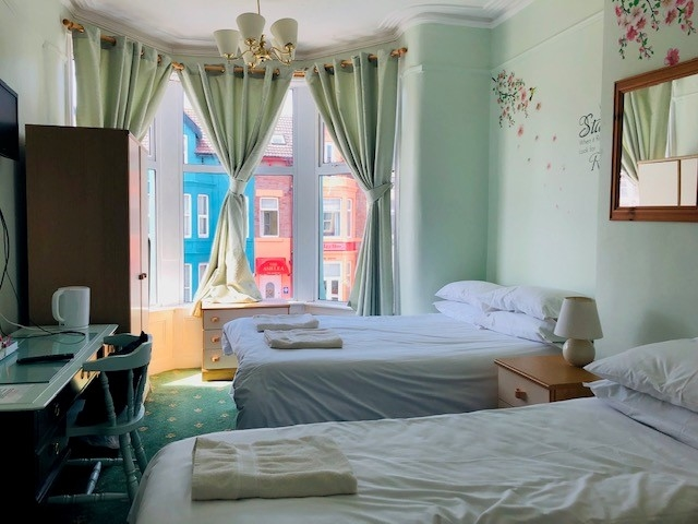 eighteen bed hotel blackpool - 5