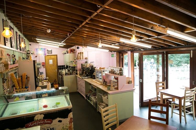 thriving park cafe franchise - 7