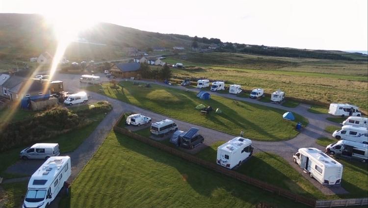 camping glamping touring park - 15