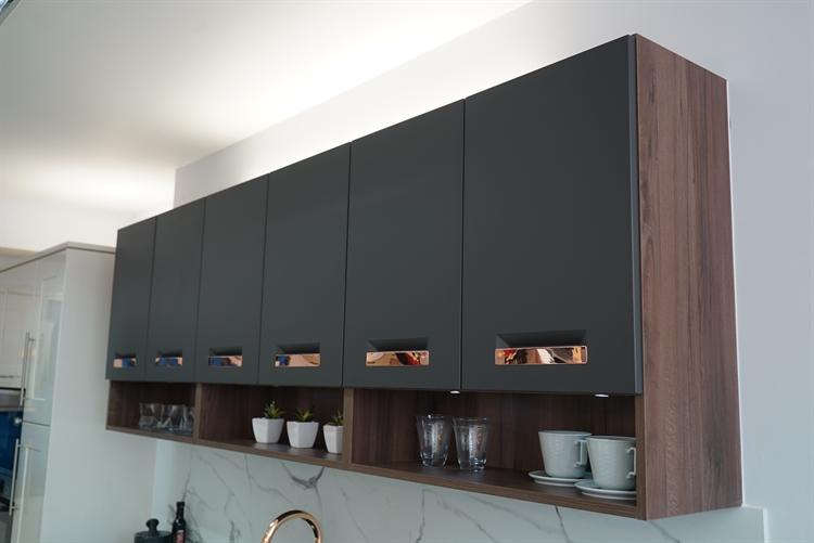 dream doors kitchen makeover - 5
