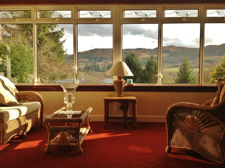 stunning 10-bedroom hotel pitlochry - 13
