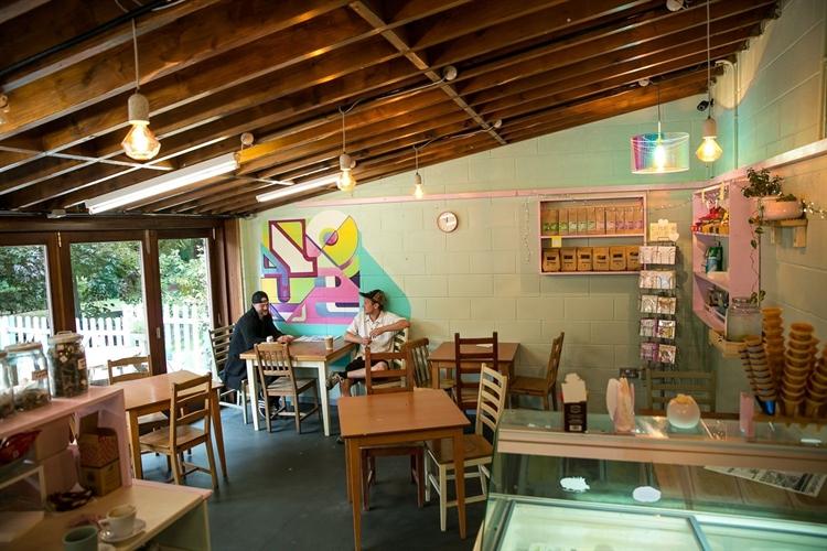 thriving park cafe franchise - 8