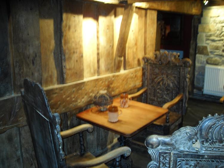 wales' finest medieval inn - 12