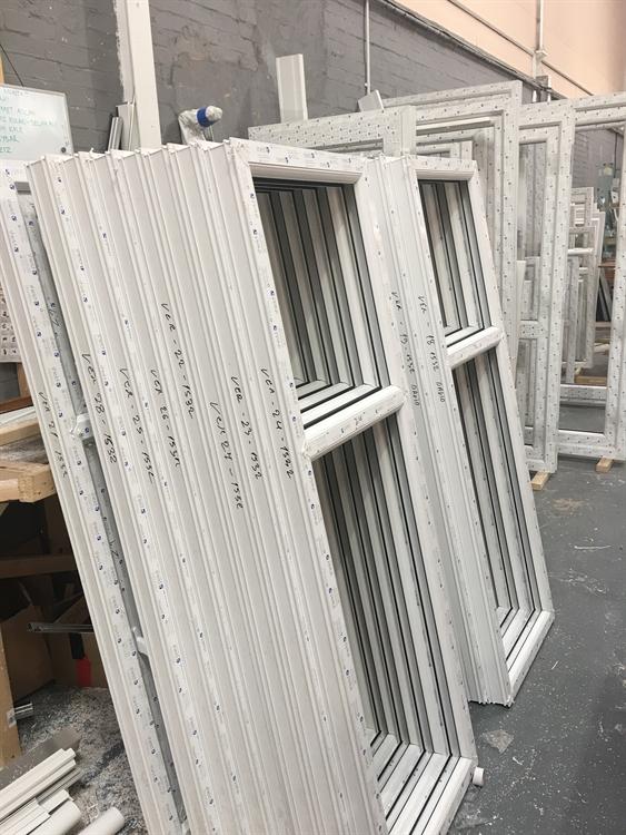 established upvc window door - 12
