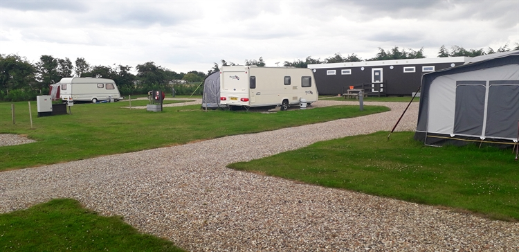 excellently developed touring park - 2
