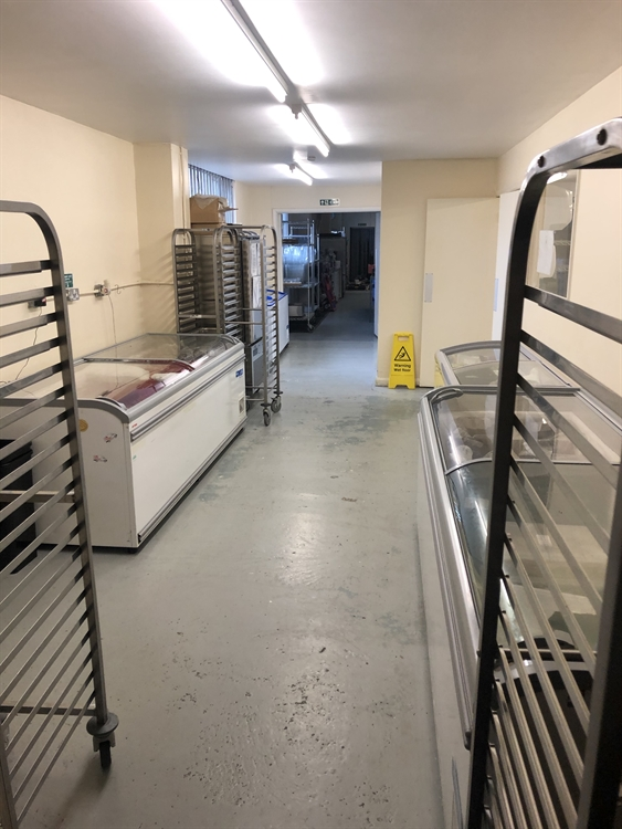 commercial production kitchen warehouse - 5