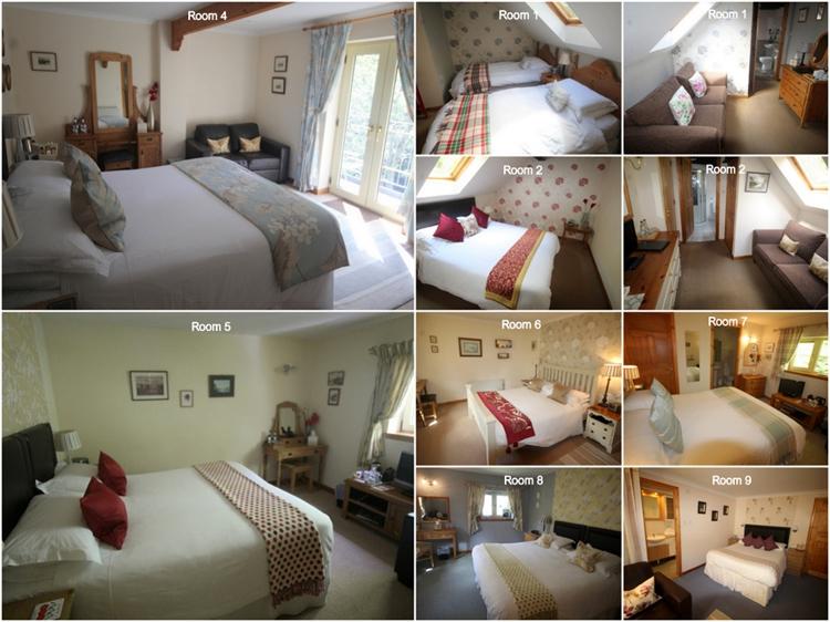 exceptional 9-bedroom hotel kingussie - 10