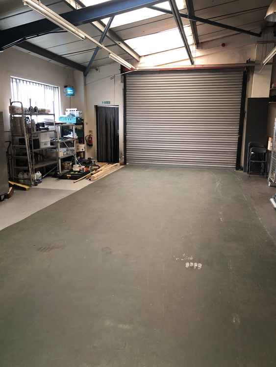 commercial production kitchen warehouse - 4