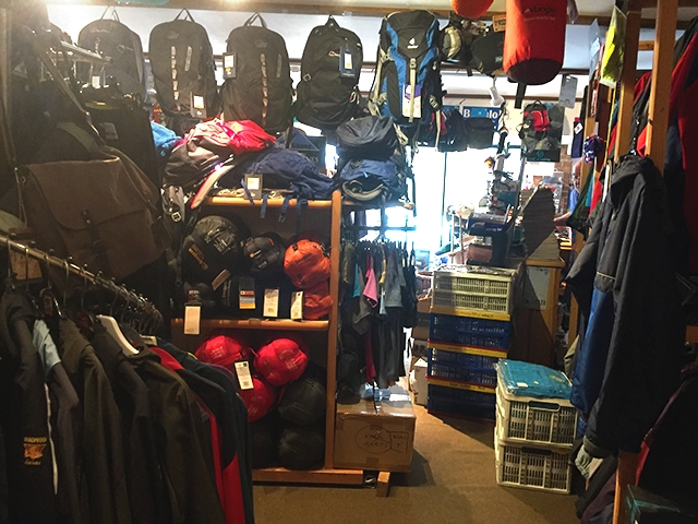 established outdoor clothing equipment - 7