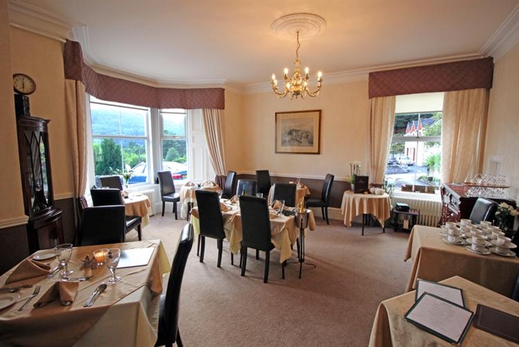 stunning 10-bedroom hotel pitlochry - 9