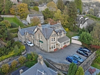 stunning 10-bedroom hotel pitlochry - 2
