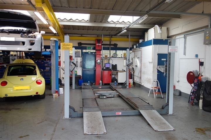 wheel alignment diesel tuning - 2