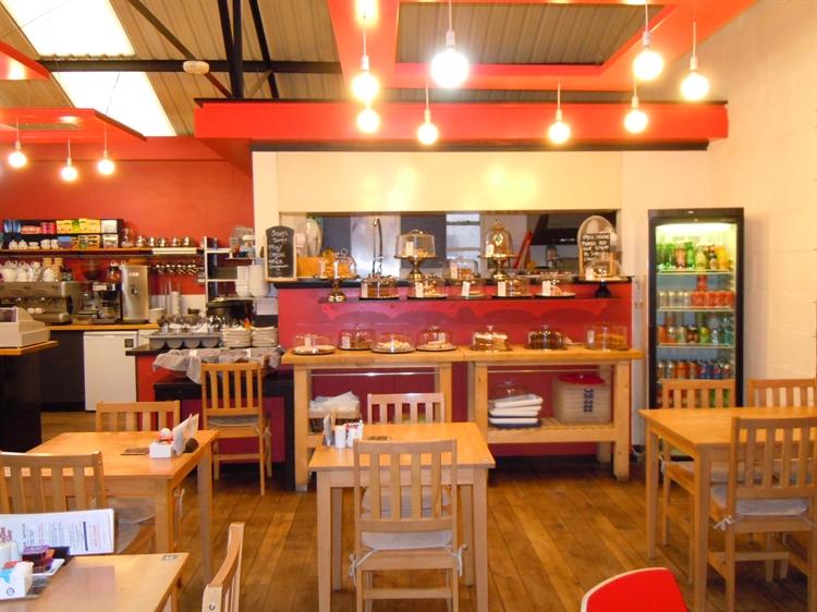 popular scottish borders cafe - 5