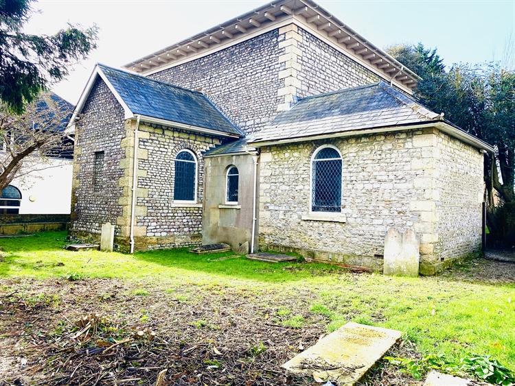 attractive versatile former church - 10
