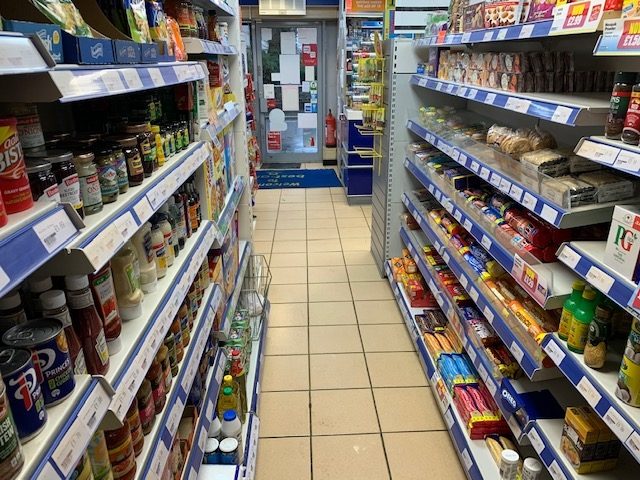 busy licensed convenience store - 7