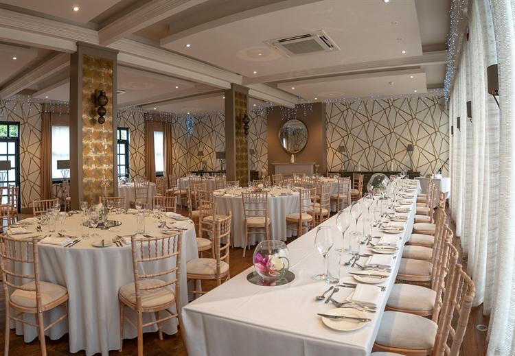 contemporary function dining venue - 5