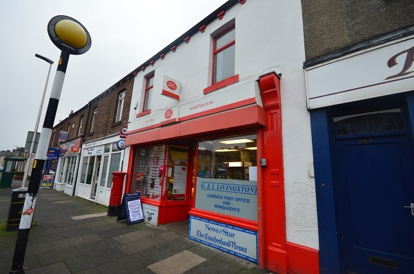 currock newsagents post office - 10