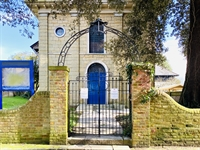 attractive versatile former church - 2