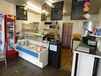 sandwich shop with outside - 1