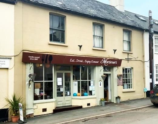 established exmoor tea room - 11
