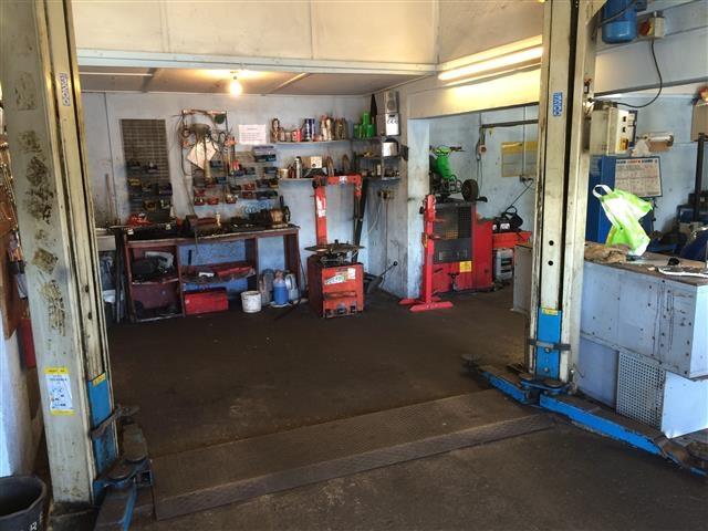 established petrol mot station - 4