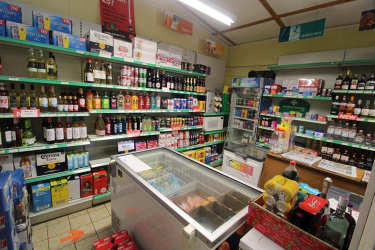 licensed convenience store set - 7