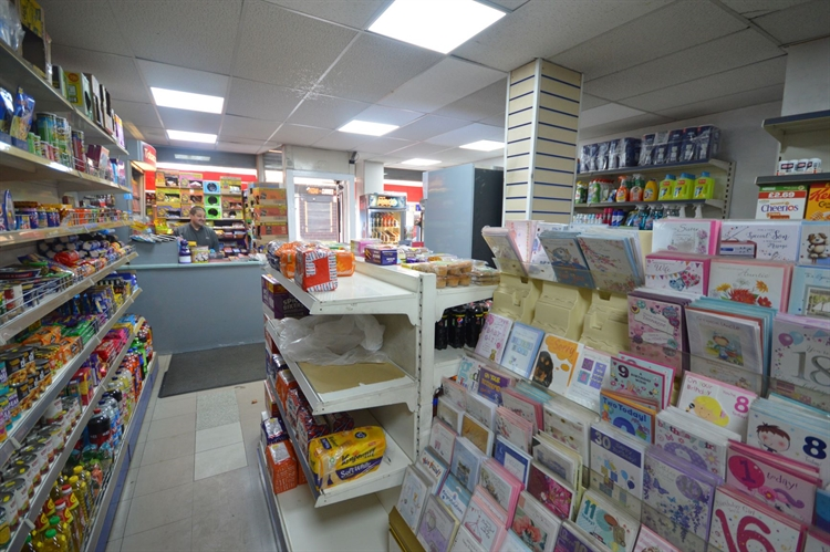 unlicensed newsagents grocery store - 6