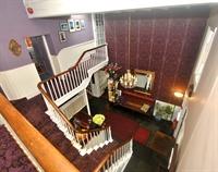 hotel bar restaurant with - 2