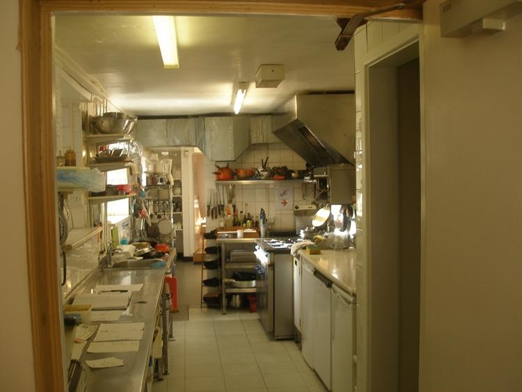 refurbished restaurant with accommodation - 9