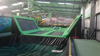 successful renowned trampoline park - 1